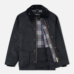 Barbour Bedale Wax Men's Waxed Jacket Black photo- 1