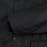 Barbour Bedale Wax Men's Waxed Jacket Black photo- 7
