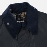 Мужская вощеная куртка Barbour Bedale Wax Navy фото- 2
