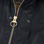Мужская вощеная куртка Barbour Bedale Wax Navy фото- 5