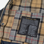 Мужская вощеная куртка Barbour Bedale Wax Navy фото- 7