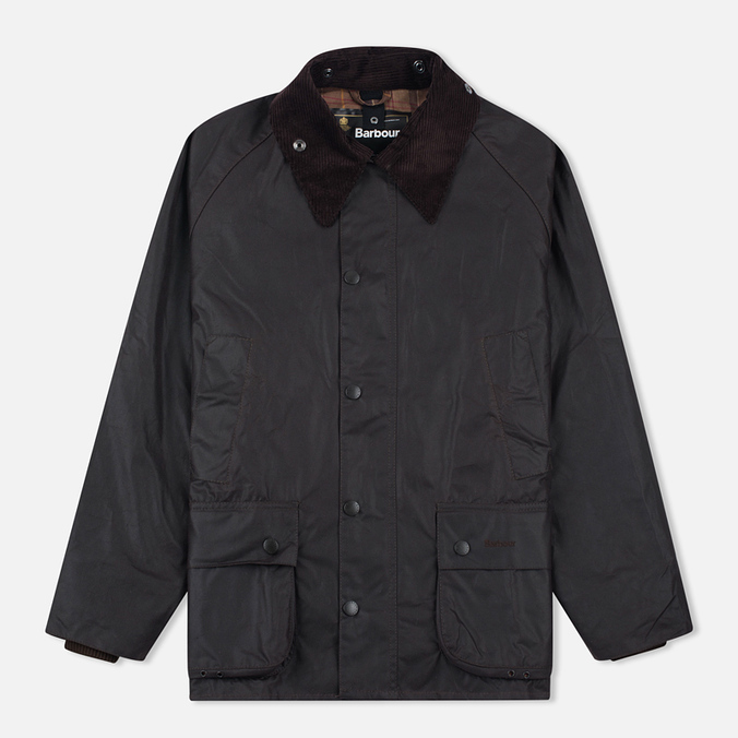 Barbour Bedale Wax Waxed Jacket Rustic