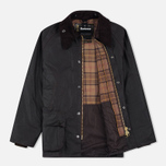 Barbour Bedale Wax Waxed Jacket Rustic photo- 1