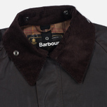 Barbour Bedale Wax Waxed Jacket Rustic photo- 2