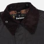 Мужская вощеная куртка Barbour Bedale Wax Rustic фото- 2
