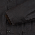 Barbour Bedale Wax Waxed Jacket Rustic photo- 7