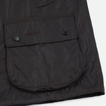 Barbour Bedale Wax Waxed Jacket Rustic photo- 4