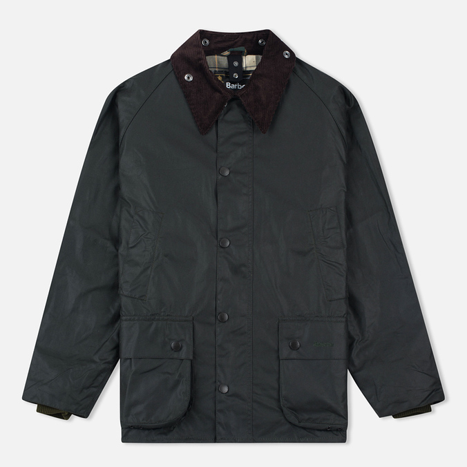 Мужская вощеная куртка Barbour Bedale Wax Sage