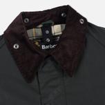 Мужская вощеная куртка Barbour Bedale Wax Sage фото- 2