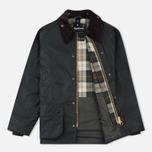 Мужская вощеная куртка Barbour Bedale Wax Sage фото- 1