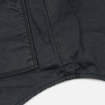 Мужская вощеная куртка Barbour Birkbeck Navy фото- 4