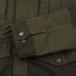 Мужская вощеная куртка Barbour x White Mountaineering Kitefin Slim Wax Archive Olive фото- 7