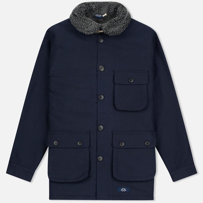 Мужская зимняя куртка Bleu De Paname Double Comptoir Blue
