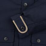 Мужская зимняя куртка Bleu De Paname Double Comptoir Blue фото- 3
