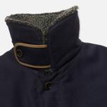 Bleu De Paname Double Comptoir Men's Winter Jacket Marine photo- 3