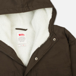 Fjallraven Greenland Men's Winter Jacket Dark Olive photo- 2