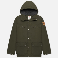 Мужская зимняя куртка Fjallraven Greenland Winter M Deep Forest