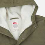 Мужская зимняя куртка Fjallraven Greenland Winter Green фото- 2
