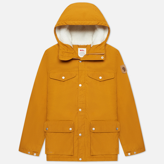 Мужская зимняя куртка Fjallraven Greenland Winter M Acorn