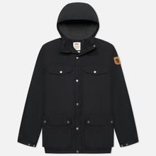 Мужская зимняя куртка Fjallraven Greenland Winter M Black фото- 0