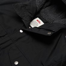 Мужская зимняя куртка Fjallraven Greenland Winter M Black фото- 1