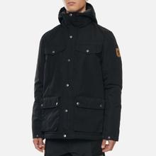 Мужская зимняя куртка Fjallraven Greenland Winter M Black фото- 2