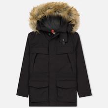 Мужская зимняя куртка Napapijri Skidoo Open Long 1 Black фото- 0