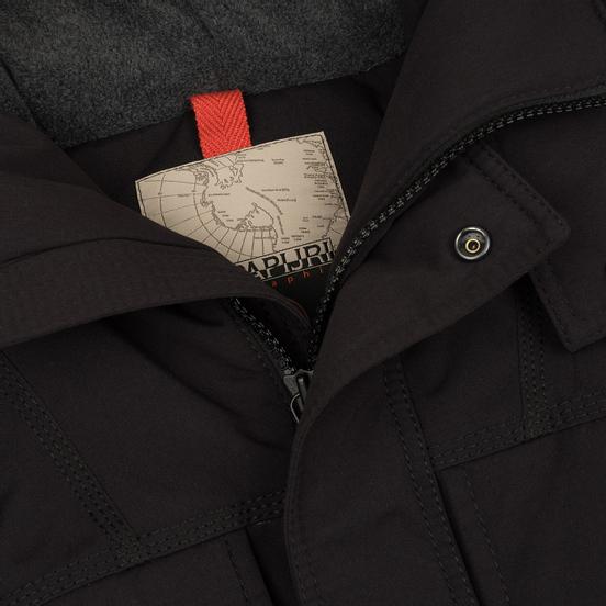 Мужская зимняя куртка Napapijri Skidoo Open Long 1 Black