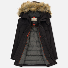 Мужская зимняя куртка Napapijri Skidoo Open Long 1 Black фото- 1
