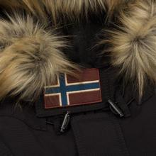 Мужская зимняя куртка Napapijri Skidoo Open Long 1 Black фото- 4