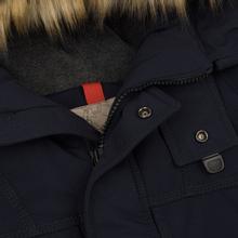 Мужская зимняя куртка Napapijri Skidoo Open Long 1 Blue Marine фото- 2