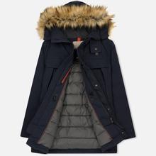 Мужская зимняя куртка Napapijri Skidoo Open Long 1 Blue Marine фото- 1
