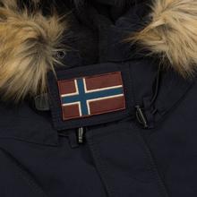 Мужская зимняя куртка Napapijri Skidoo Open Long 1 Blue Marine фото- 4