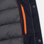 Мужская зимняя куртка Napapijri Skidoo Open Long Blue Marine фото- 4