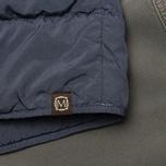 Мужская зимняя куртка Nemen Field Goose Down Liner Dark Grey фото- 9
