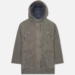 Мужская зимняя куртка Nemen Field Goose Down Liner Dark Grey фото- 0