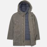 Мужская зимняя куртка Nemen Field Goose Down Liner Dark Grey фото- 1