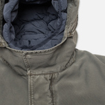 Nemen Feild Goose Down Liner Men's Winter Jacket Dark Grey photo- 4