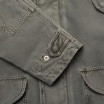 Мужская зимняя куртка Nemen Field Goose Down Liner Dark Grey фото- 6