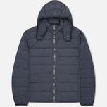 Мужская зимняя куртка Nemen Field Goose Down Liner Navy фото- 2