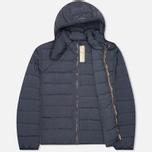 Мужская зимняя куртка Nemen Field Goose Down Liner Navy фото- 3
