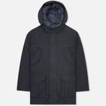 Мужская зимняя куртка Nemen Field Goose Down Liner Navy фото- 0