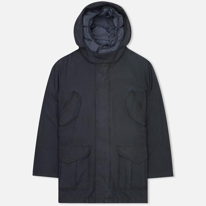 Мужская зимняя куртка Nemen Field Goose Down Liner Navy
