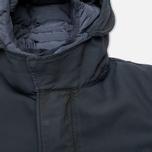 Мужская зимняя куртка Nemen Field Goose Down Liner Navy фото- 4