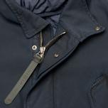 Мужская зимняя куртка Nemen Field Goose Down Liner Navy фото- 5
