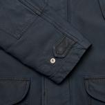 Мужская зимняя куртка Nemen Field Goose Down Liner Navy фото- 6