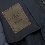Мужская зимняя куртка Nemen Field Goose Down Liner Navy фото- 7