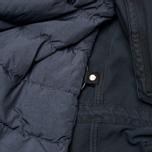 Мужская зимняя куртка Nemen Field Goose Down Liner Navy фото- 8