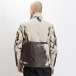 Мужская зимняя куртка Stone Island Ice Dyneema Bonded Leather Beige фото- 15