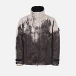 Мужская зимняя куртка Stone Island Ice Dyneema Bonded Leather Beige фото- 1